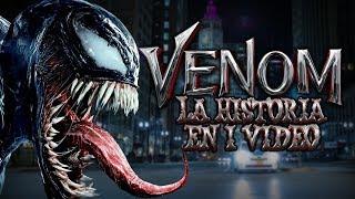 Venom: La Historia en 1 Video