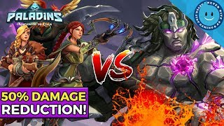 50% DAMAGE REDUCTION TERMINUS VS. BIG GAME CASSIE AND FIREBOMB! Ft. JlowLive!
