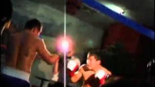 Показательный боксерский поединок