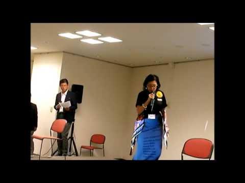 Day 2 part 1 - Osaka International Conference 2016 Osaka U3A for AIUTA & AP Alliance