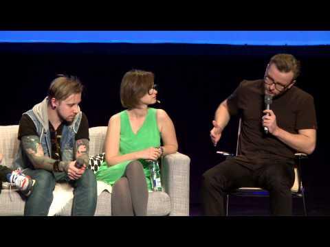 Blog Forum Gdańsk 2014, Teatr jednego aktora (Panel dyskusyjny, cz. 1)