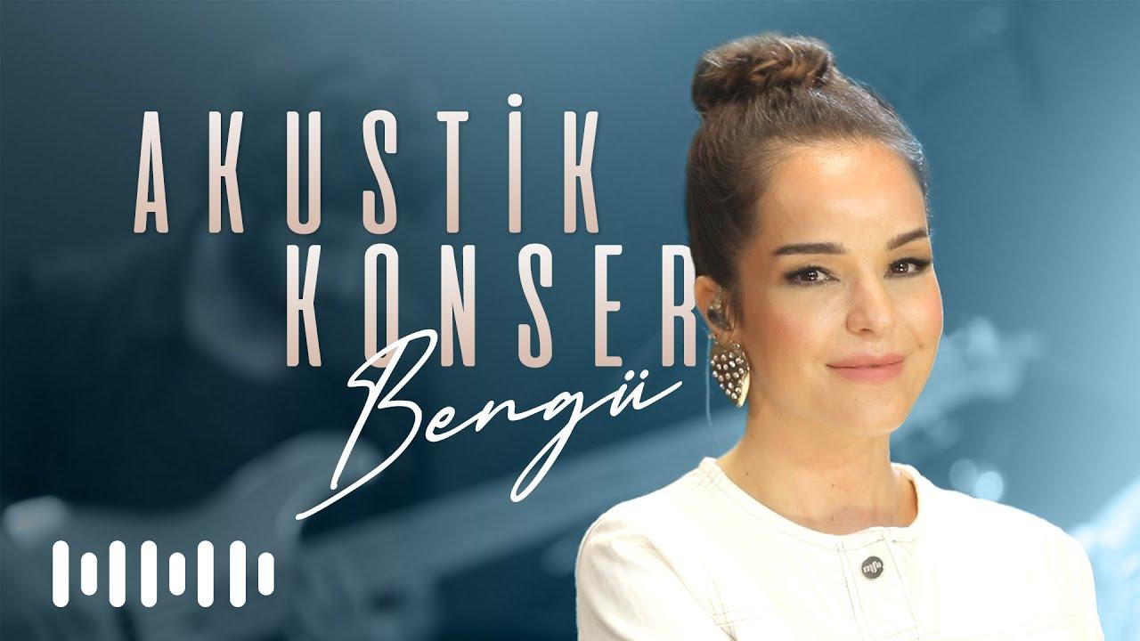 Bengü - Sanki (Akustik)