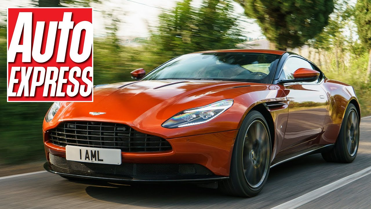Aston Martin Db11 First Drive Review Repokar Com The Biggest Online - Aston martin db11 review aston s best car in decades