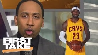 Can The Cavaliers Handle Criticism? | First Take | April 11, 2017