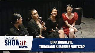 Gambar cover Kapuso Showbiz News: Barbie Forteza, tinarayan ni Dina Bonnevie?