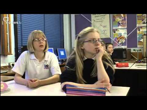 Teachers TV: Secondary Science: Year 7 Gas Sensors
