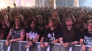 Black Messiah - Der Ring Mit Dem Kreuz (Live At Wacken Open Air 2013) (Bluray/HD)