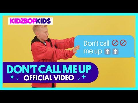 kidz-bop-kids---don't-call-me-up-(official-music-video)