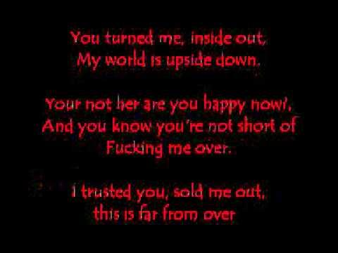 Papa Roach  Burn Uncensored and Lyrics