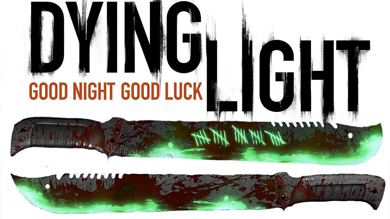 Kukri Machete Dying Light
