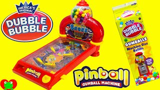 Pinball Gumball Machine Game LEARN Colors and Counting with Gumballs