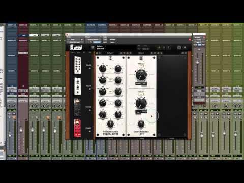 Mixing With Mike Plugin of the Week: Slate Digital Custom Series