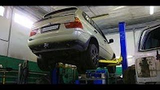 BMW X5 Ремонт на 150 000 [за перший місяць]