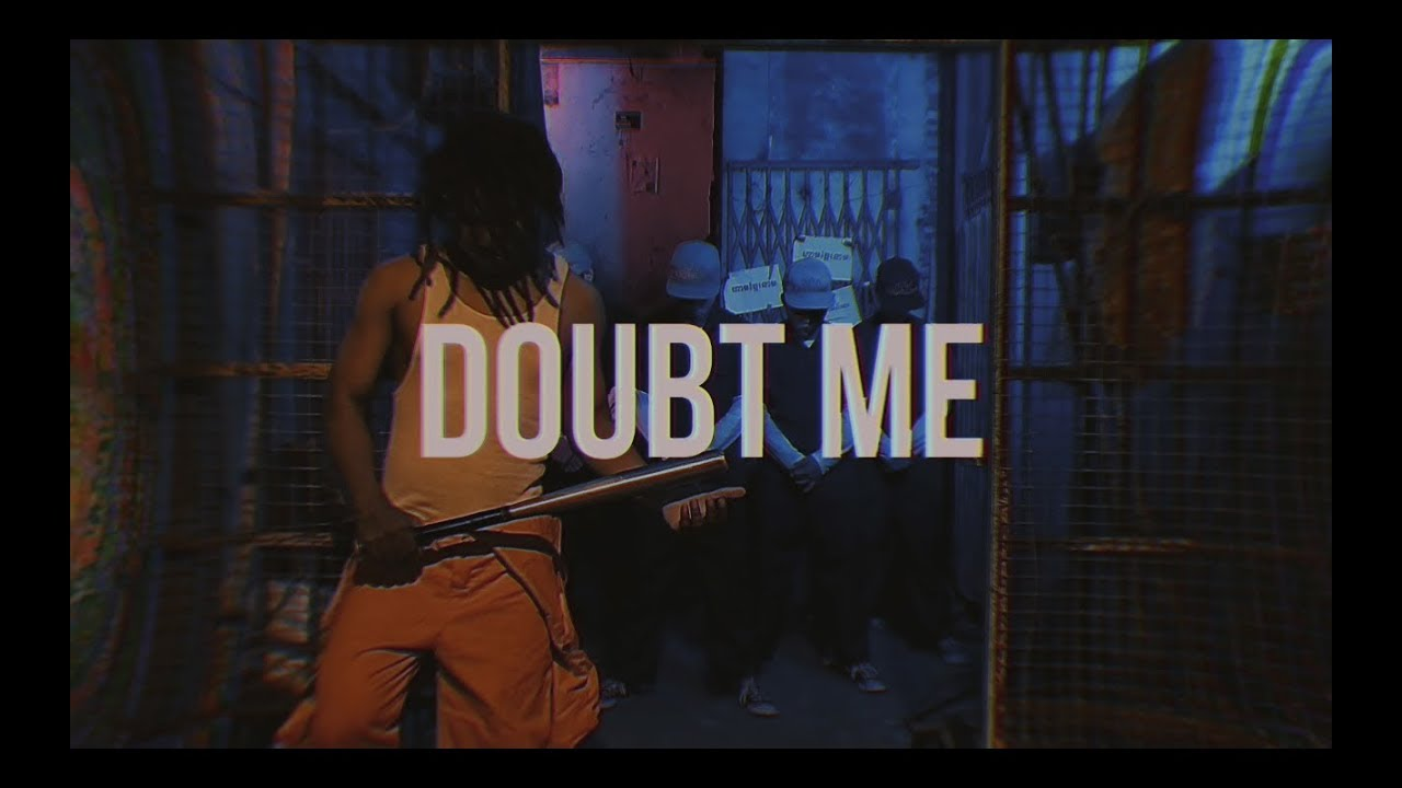VITOU - Doubt Me - Produced by Kenny Chase, Ft. Polarix