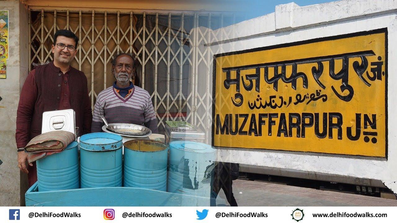 MUZAFFARPUR Veg FOOD Tour I Bihari Snacks: Kachri, Pyazi, Ghugni, Aloo kachalu, Kachori, Dahi Puri