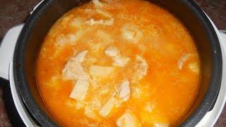 Тушеная картошка с мясом в мультиварке(Блюда из картофеля любят многие - это и недорого, и доступно, и вкусно. А тушеный картофель в мультиварке..., 2015-11-24T17:27:31.000Z)