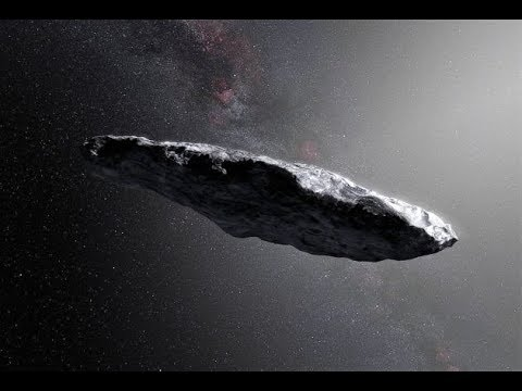 """Interstellar"" Asteroid Continues to Puzzle 