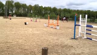 Dyalita M springen Noordsleen 14 mei 2015