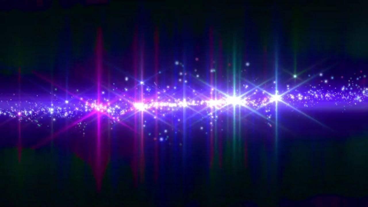 4k Sparkling Moving Background Wave Spin Aavfx Vj Live Wallpaper