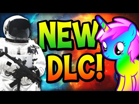 """UNICORNS & SPACE SUIT!"" - Call of Duty: Ghost - NEW DLC!"