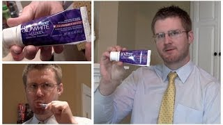 Crest 3D White Luxe Toothpaste Review(Full Playlist of Tyler's reviews: http://bit.ly/tydayfriday Tweet Tyler! http://twitter.com/tdihle #tydayfriday Tyler's Instagram: http://instagram.com/tdihle Tweet Emily!, 2014-06-20T14:00:06.000Z)