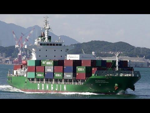 DONGJIN ENTERPRISE - DONG JIN SHIPPING container ship