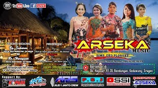 Live Streaming Campursari ARSEKA MUSIC / ARS AUDIO JILID 1 / HVS SRAGEN CREW 1 LIVE REJOSARI MALAM