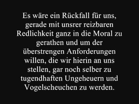Friedrich Nietzsche Uber Kunst Zitate Aus Frohliche Wissenschaft