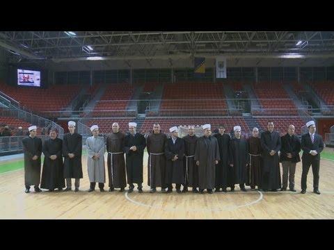 Priests take on imams