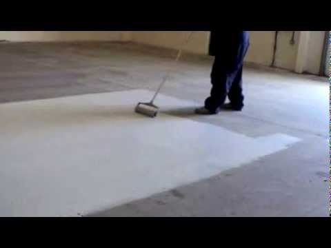 How To Protect Concrete Floors Watco 174 Epoxy Matt Coat
