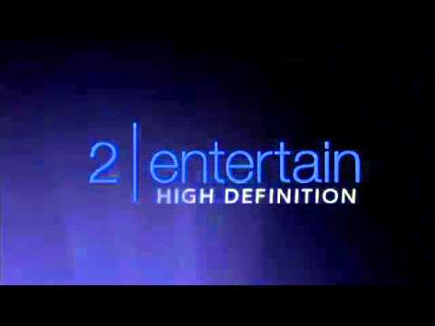 2 entertain HD / Metrodome 2010 logo