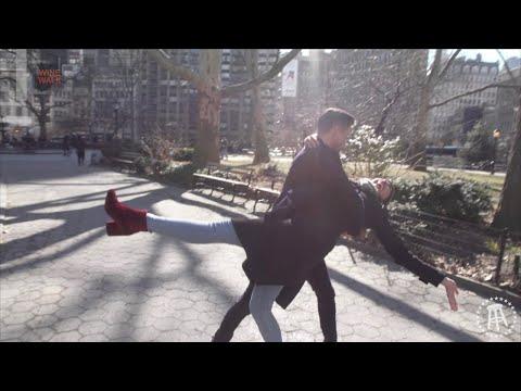 Derek Hough Showed Me How To Dance — Wine Walk With Derek Hough