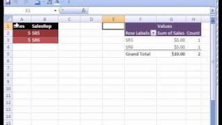 Excel Magic Trick #229: Dump Data Pivot Table Macro
