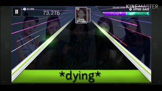 How to play SUPERSTAR JYP the correct way ;)