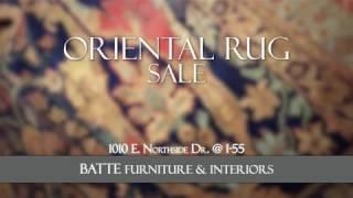 Batte Furniture Oriental Rug Sale 2017