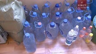 В Алматы свыше двух тысяч домов остались без воды (29.08.16)