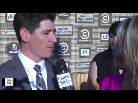 Michael Fishman  at Comedy Central Roseanne Roast