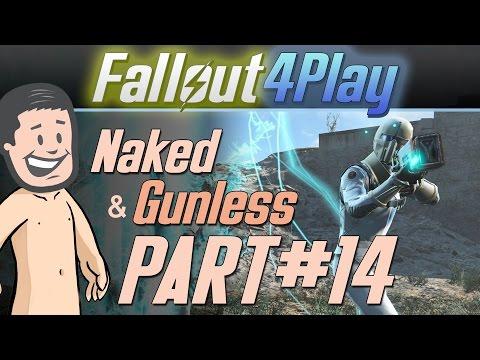 Fallout 4 Naked & Gunless - #14 Torrents of Robot Bastards