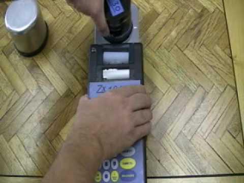 Zeltex: Portable NIR octane/cetane analyzer