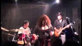 2010.12.18新橋ZZ 霞 街子&ムスタング77 1周年LIVE.