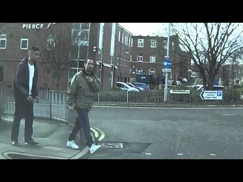 Drug Deal in Blackburn - Dashcam April 5th 2016