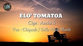 Download Lagu ELO TOMATOA - LAGU BUGIS (LIRIK) mp3