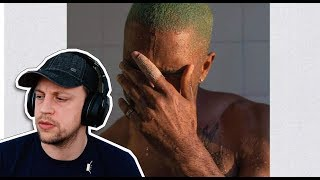 Frank Ocean - Blond REACTION AND DISCUSSION! (first time hearing)