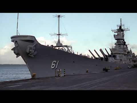 """World's Greatest Naval Ship"" home to American Legion Post"