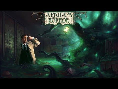 Arkham Horror  Tsathoggua