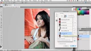 How to Remove An Image From The Background in Photoshop CS5