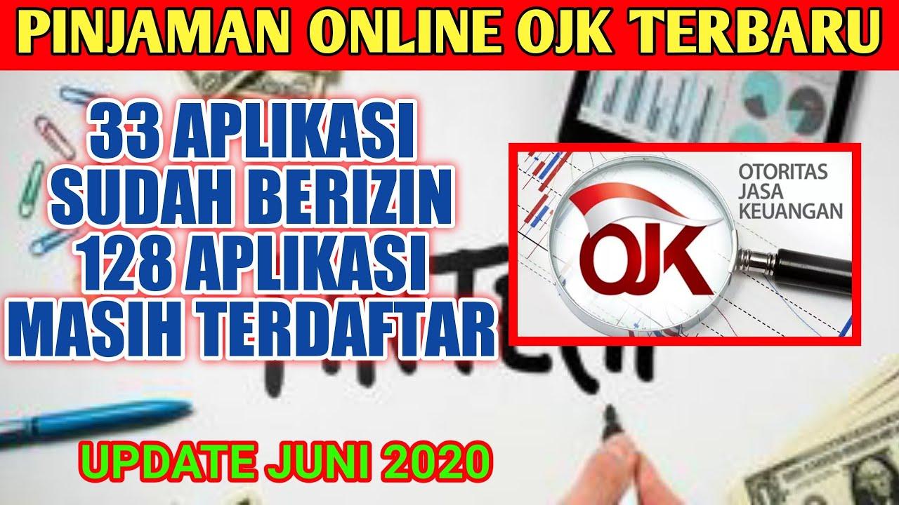 Pinjaman Online Ojk Terbaru 2020 Daftar Pinjol Terdaftar Dan