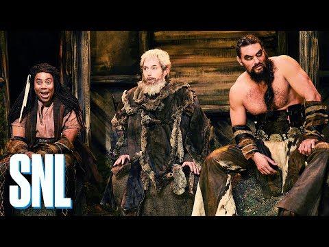 Смотреть Khal Drogo's Ghost Dojo - SNL онлайн