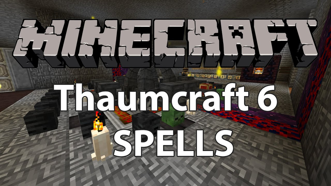 Minecraft Thaumcraft 6 B24 & FTB Revelation 2 5 0