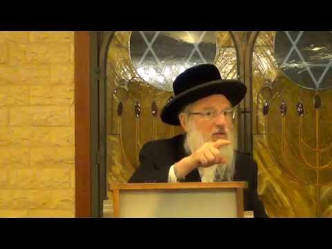 Authenticity and relevancy of Oral Torah By R. Dr. Dovid Gottlieb at Yachad Kollel